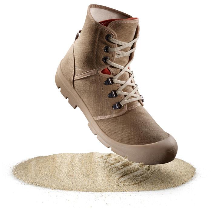Chaussures de Trekking désert DESERT 500 marron - 1291832