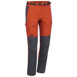 Comprar Pantalon De Montana Y Trekking Forclaz Trek 500 Hombre Decathlon