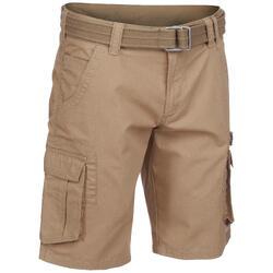 Short Travel 100 hombre marrón