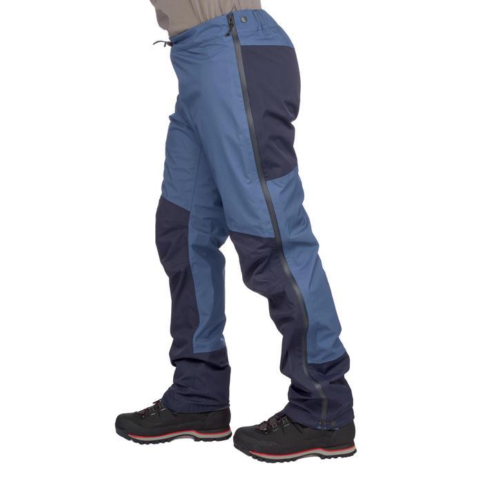 Überziehhose Regenhose Trek 700 Herren blau