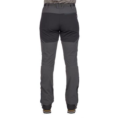 Pantalon de trek montagne - TREK 900 gris foncé - homme