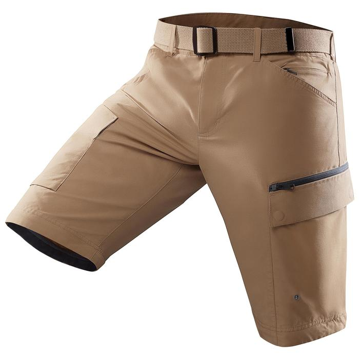 Afritsbroek Travel 500 heren camel