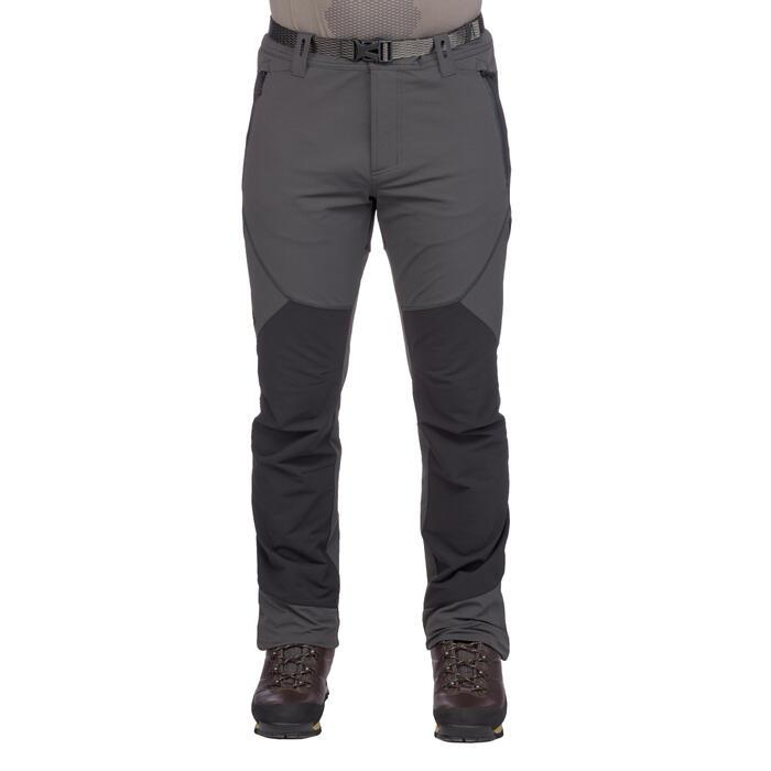 Pantalon trekking montagne TREK 900 homme gris foncé - 1292022