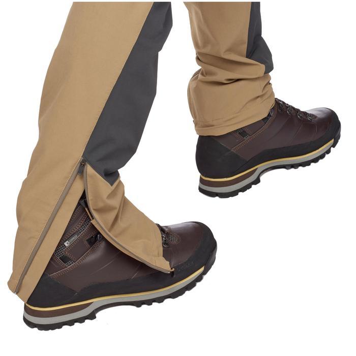 Pantalon trekking montagne TREK 900 homme gris foncé - 1292029