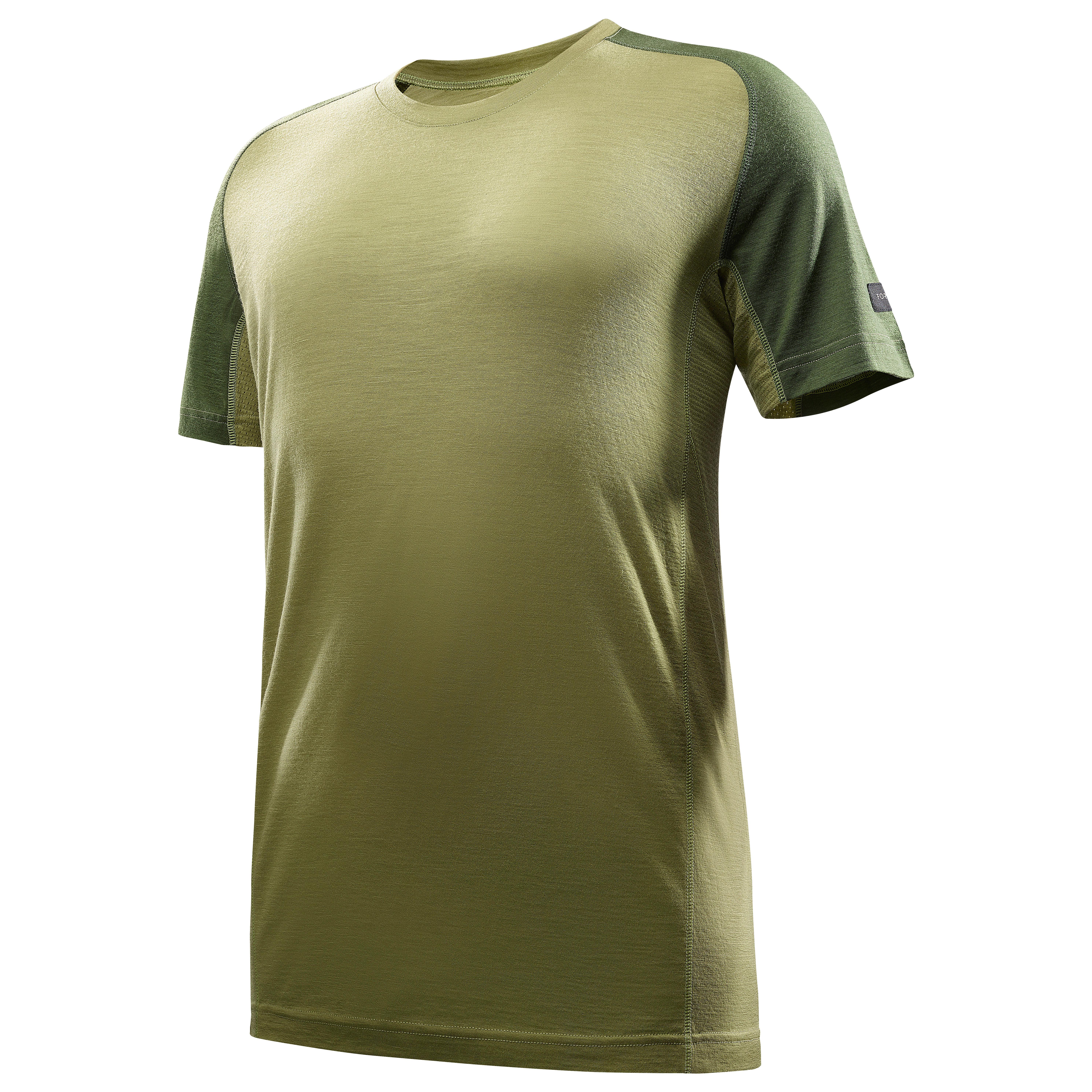 Men's green short...
