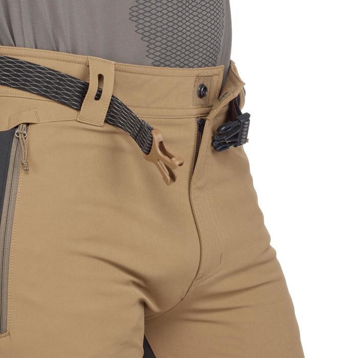 Pantalon trekking montagne TREK 900 homme gris foncé - 1292049