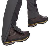 Чоловічі штани TREK 900 для гірського трекінгу - Темно-сірі