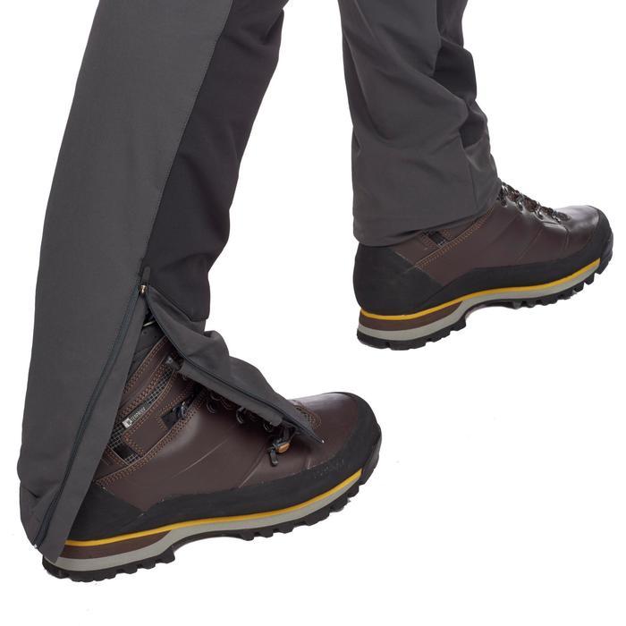 Pantalon trekking montagne TREK 900 homme gris foncé - 1292076