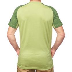 Merionshirt Kurzarm Trek 500 Herren grün