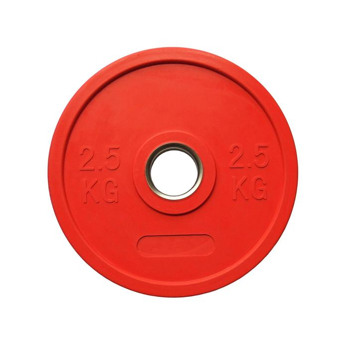 Bumperschijf 2,5 kg - 1292137