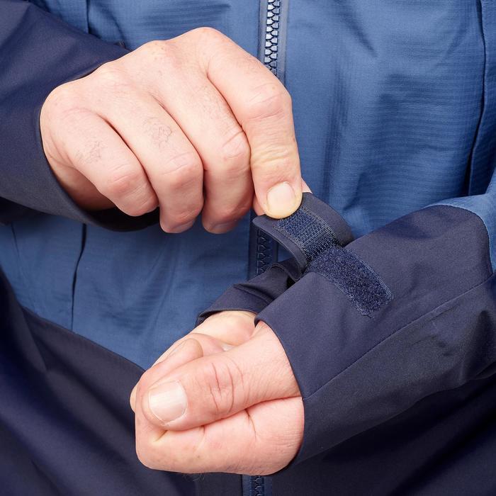 Veste TREKKING montagne TREK 500 homme bleu - 1292142