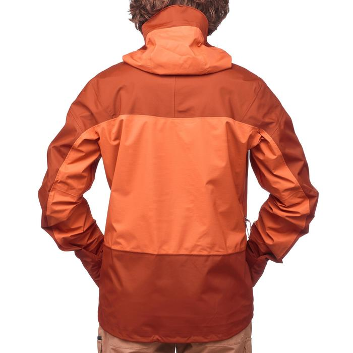Herenjas voor bergtrekking Trek 500 oranje