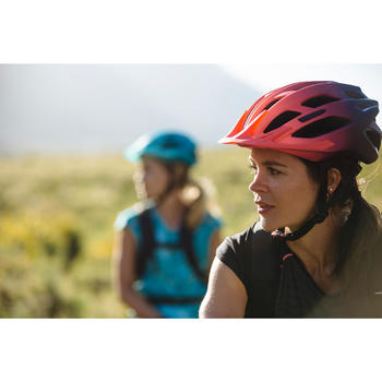 500 Mountain Biking Helmet - Black - 1292268