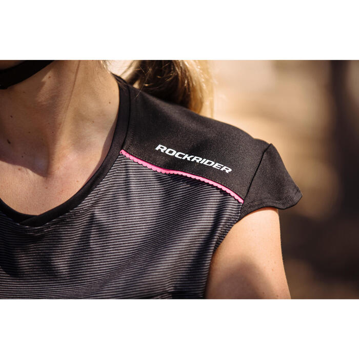 Maillot sans manche VTT ST 500 Femme - 1292291