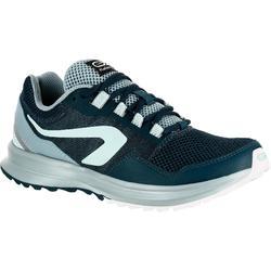 Laufschuhe Run Active Grip Damen blau