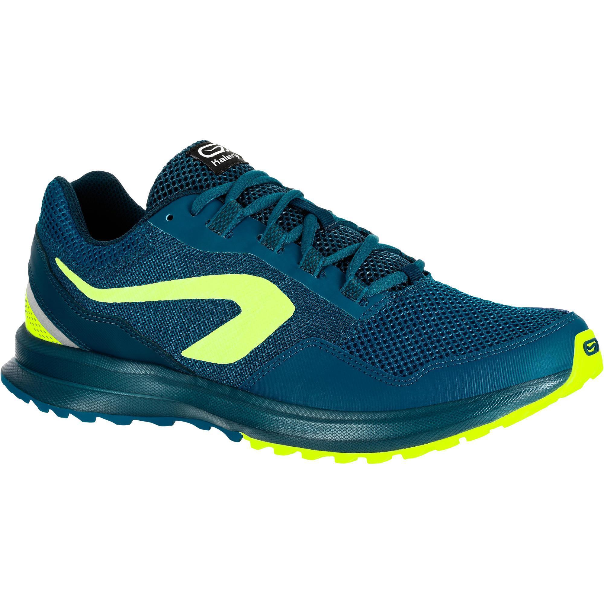 Kalenji Hardloopschoenen voor heren Run Active blauw