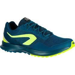 Hardloopschoenen heren Run Active blauw