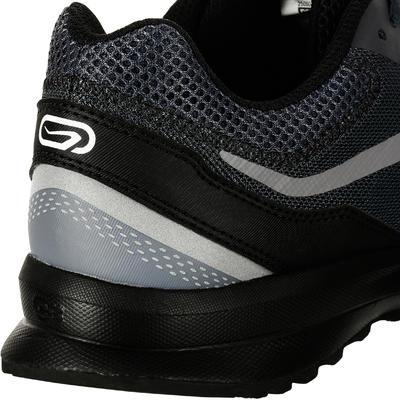 נעלי ריצה RUN ACTIVE GRIP לגברים אפור שחור