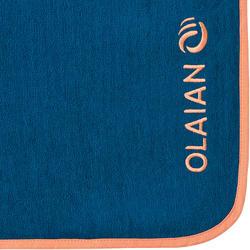 SURF PONCHO ADULT 500 Blue