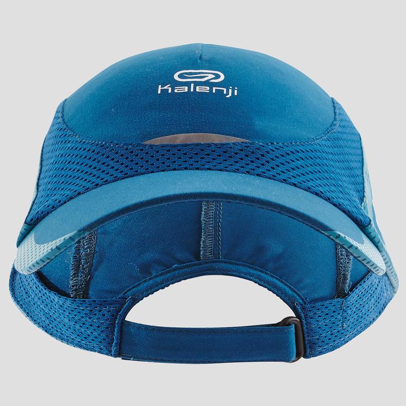 RUN Children's Athletics Cap - Blue