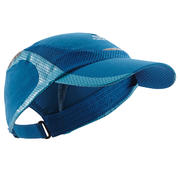 Gorra de atletismo para niños RUN azul