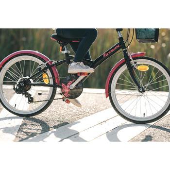 Hybridefiets Original 500 20 inch voor kinderen 6-9 jaar