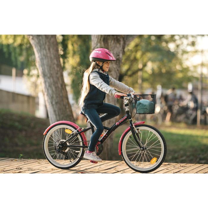 Hybridefiets voor kinderen 6-9 jaar Original 500 20 inch