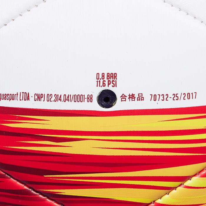 Ballon football Espagne taille 5 blanc rouge jaune - 1292598