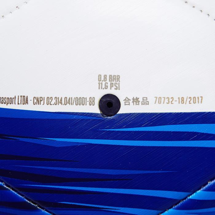Ballon football Italie taille 5 bleu blanc bleu - 1292626