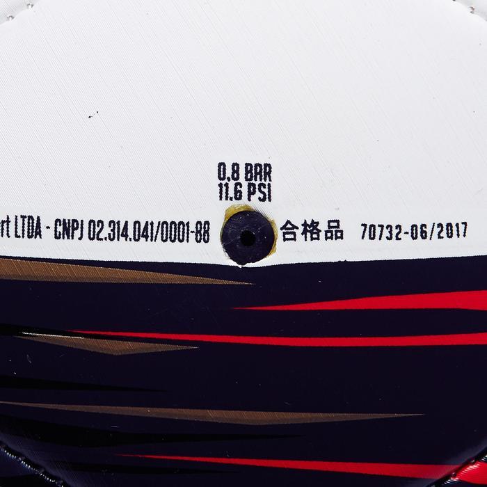 Ballon football Allemagne taille 5  blanc rouge noir - 1292643