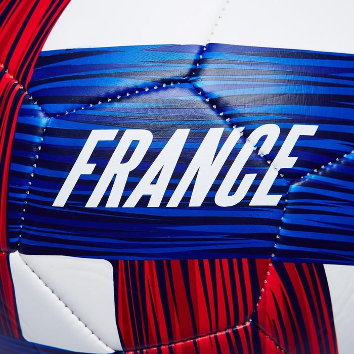 Ballon football France taille 5 bleu blanc rouge - 1292663