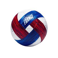 Balón fútbol Francia talla 1 azul blanco rojo