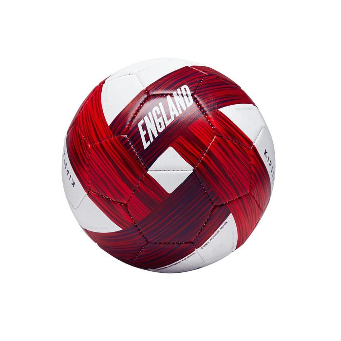 Ballon football Angleterre taille 1 bleu blanc rouge - 1292718
