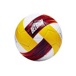 428c4a1a0cc881 Kipsta Voetbal België maat 1 rood zwart geel