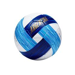 Ballon football Argentine taille 1 bleu blanc bleu