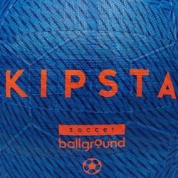 Minibalón de Fútbol Kipsta Ballground 100 talla 1 azul