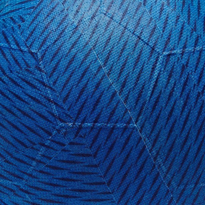 Mini ballon de football Ballground 100 taille 1 bleu - 1292806