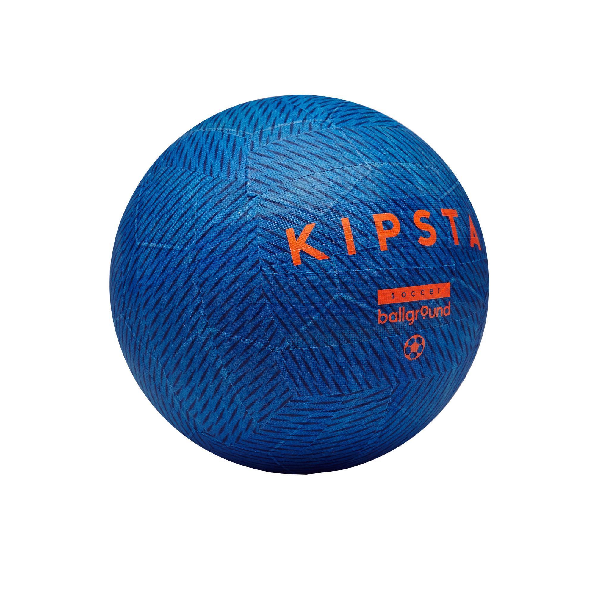 Kipsta Minivoetbal Ballground 100 maat 1 blauw