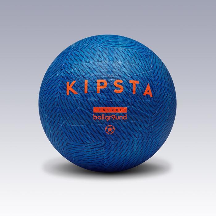 Mini ballon de football Ballground 100 taille 1 bleu - 1292809