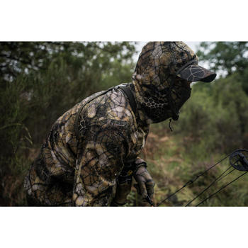Veste chasse Silencieuse Impermeable Light 500 Furtiv - 1292824