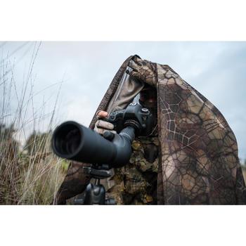 Spotting scope voor de jacht 20-60x60 zwart