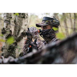 極致輕量狩獵手套ACTIKAM 100-棕色迷彩