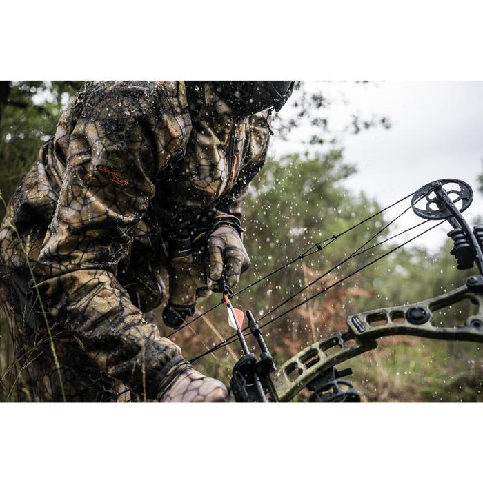 Veste chasse Silencieuse Impermeable Light 500 Furtiv - 1292851