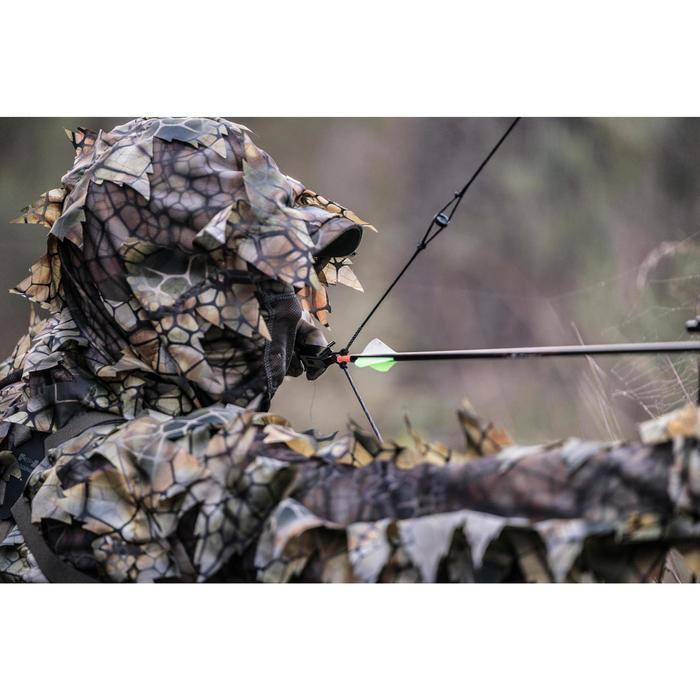 Jagd-Schlauchschal Atmungsaktiv 500 CAMOUFLAGE FURTIV