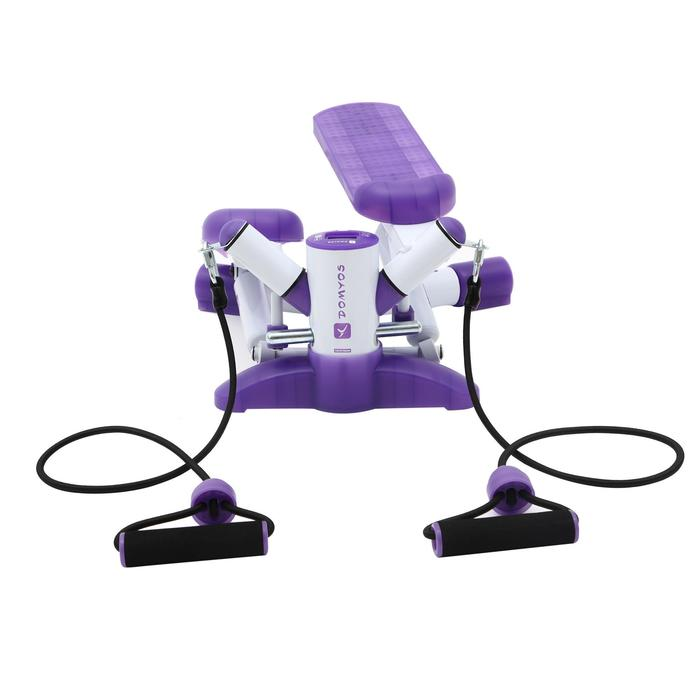 Twister Stepper - Purple