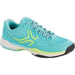 Tennisschoenen voor dames TS 990 gravel/kunstgras