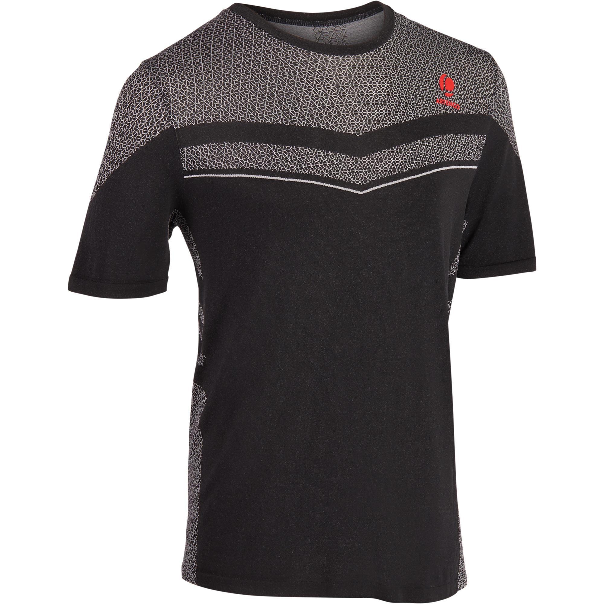 Artengo T-shirt tennis Light 990 heren zwart