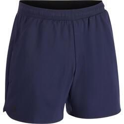 網球短褲Dry 500-海軍藍