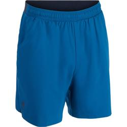 Tennisshort heren Dry 500 wit