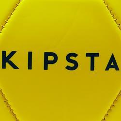 Fußball First Kick Größe 4 gelb